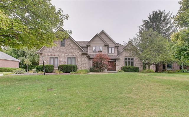 1617 Corniche Drive, Zionsville, IN 46077 (MLS #21661822) :: AR/haus Group Realty