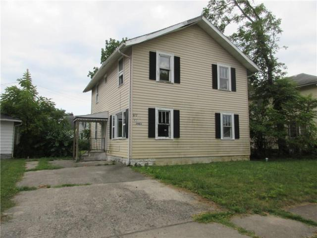 917 Washington Boulevard, Anderson, IN 46013 (MLS #21661824) :: The Star Team | RE/MAX Realty Group