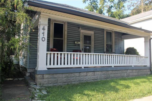 410 E Washington Street, Greencastle, IN 46135 (MLS #21661880) :: The Star Team | RE/MAX Realty Group