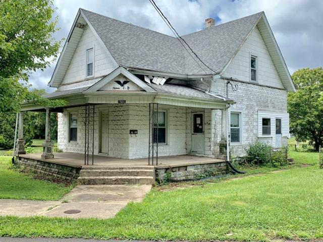 1506 Kentucky Avenue, New Castle, IN 47362 (MLS #21661963) :: Mike Price Realty Team - RE/MAX Centerstone