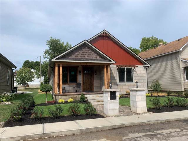 227 E Ohio Street, Fortville, IN 46040 (MLS #21662787) :: The Star Team | RE/MAX Realty Group