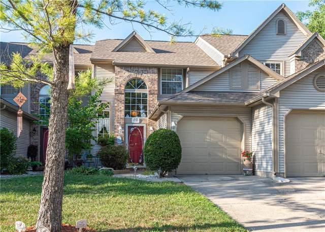 3266 Oceanline East Drive, Indianapolis, IN 46214 (MLS #21663313) :: The Evelo Team