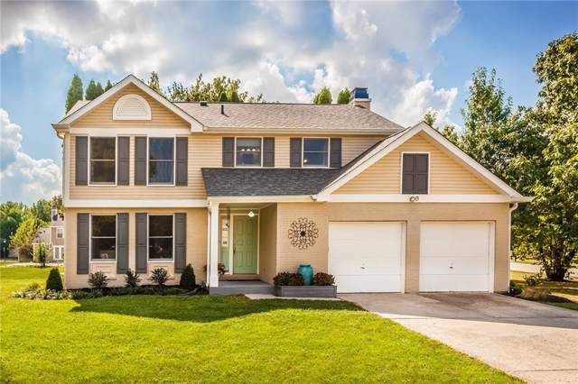5235 Woodcreek Court, Carmel, IN 46033 (MLS #21663494) :: The Indy Property Source