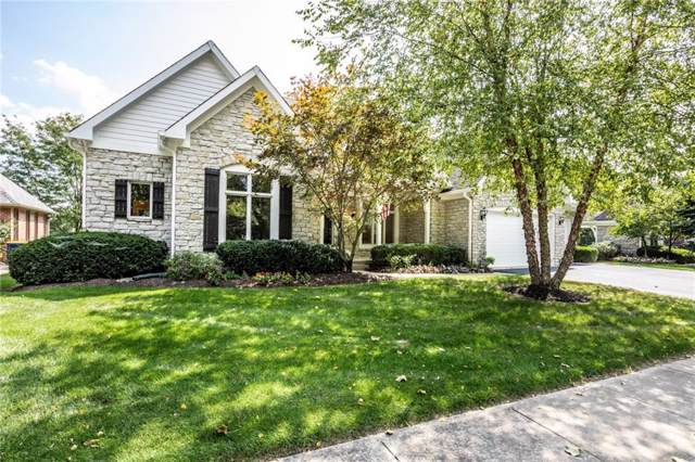 6425 Oxbow Way, Indianapolis, IN 46220 (MLS #21663496) :: AR/haus Group Realty