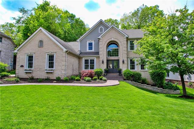 9767 Fortune Drive, Fishers, IN 46038 (MLS #21663657) :: HergGroup Indianapolis