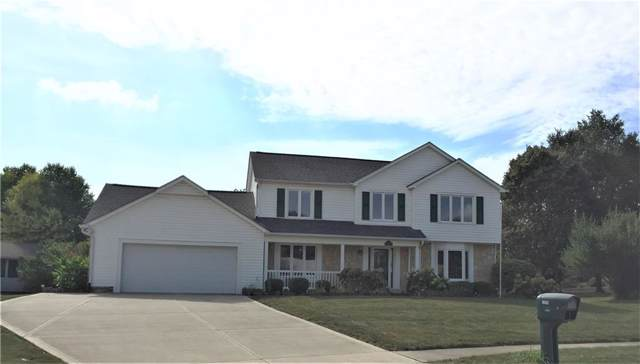 13060 Wembly Circle, Carmel, IN 46033 (MLS #21665336) :: Richwine Elite Group