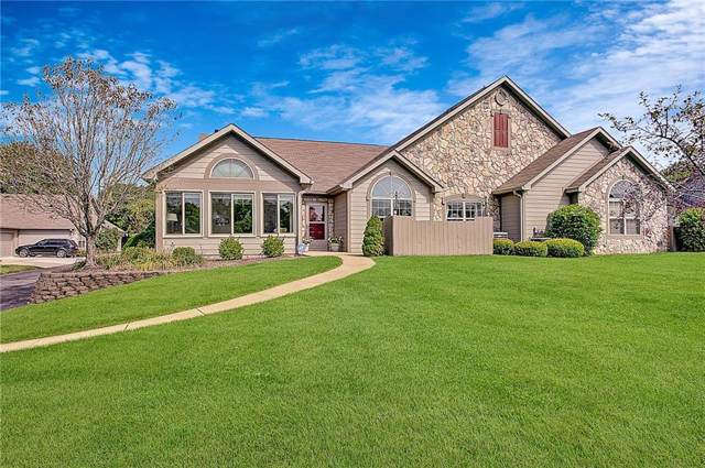 1040 Laurelwood Lane, Greenwood, IN 46142 (MLS #21665995) :: The Indy Property Source