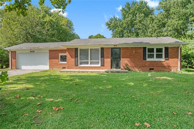 6132 Cooper Road, Indianapolis, IN 46228 (MLS #21666090) :: AR/haus Group Realty