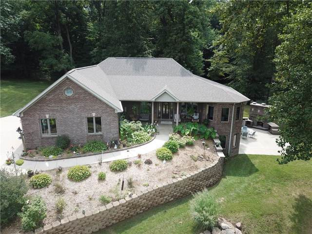347 E Bunkerhill Road, Mooresville, IN 46158 (MLS #21666340) :: HergGroup Indianapolis