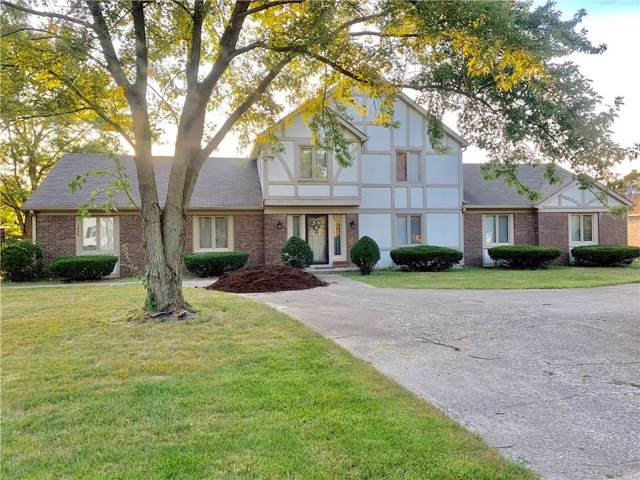 5846 S Franklin Road, Indianapolis, IN 46239 (MLS #21666625) :: HergGroup Indianapolis