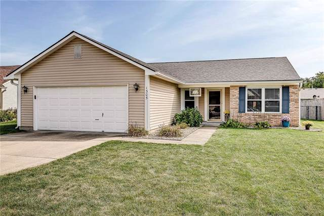 1305 Thomas Drive, Lebanon, IN 46052 (MLS #21666732) :: Mike Price Realty Team - RE/MAX Centerstone