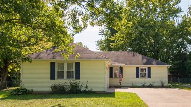 405 Janis Avenue, Pendleton, IN 46064 (MLS #21666808) :: Mike Price Realty Team - RE/MAX Centerstone