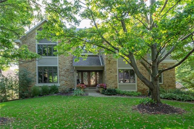 9335 Seascape Drive, Indianapolis, IN 46256 (MLS #21666810) :: AR/haus Group Realty