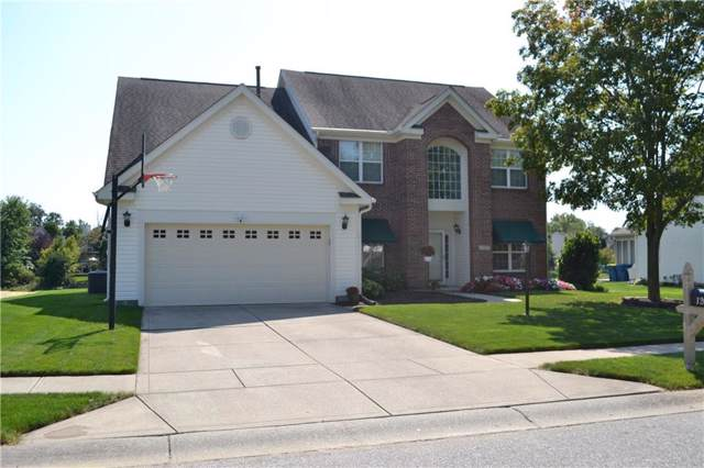 12609 Tealwood Drive, Indianapolis, IN 46236 (MLS #21666917) :: The Indy Property Source