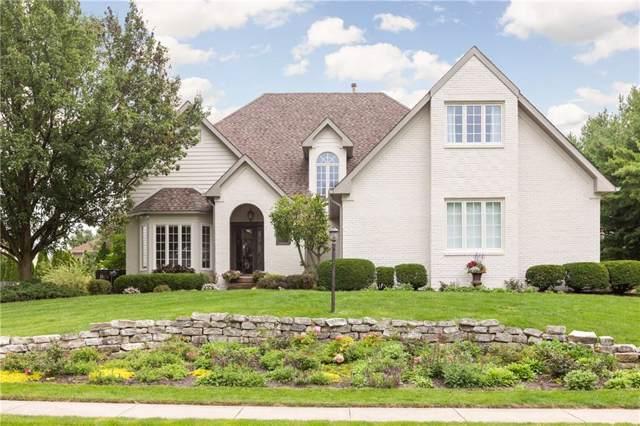 901 Arrowwood Drive, Carmel, IN 46033 (MLS #21666923) :: Richwine Elite Group