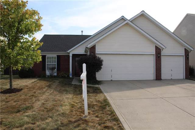 5263 Hammock Glen Drive, Indianapolis, IN 46235 (MLS #21667077) :: The Indy Property Source