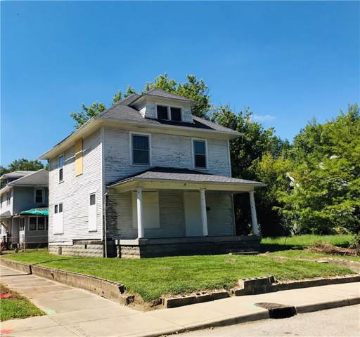 3302 Graceland Avenue, Indianapolis, IN 46208 (MLS #21667099) :: The Indy Property Source