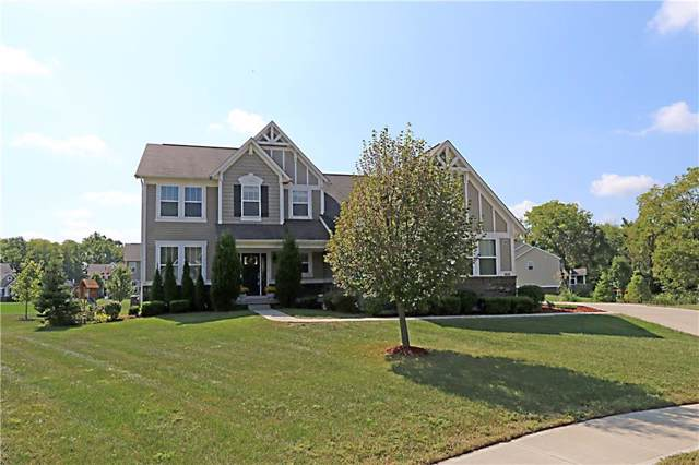 5357 Indermuhle Lane, Plainfield, IN 46168 (MLS #21667118) :: Richwine Elite Group