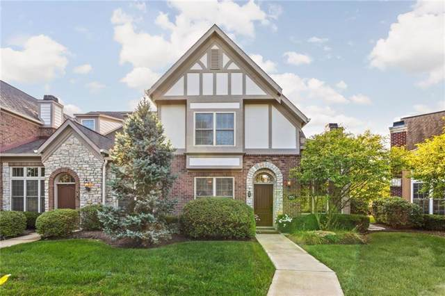 6687 Beekman Place A, Zionsville, IN 46077 (MLS #21667162) :: The Indy Property Source