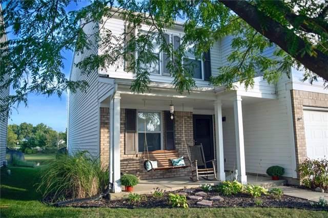 757 Wheatgrass Drive, Greenwood, IN 46143 (MLS #21667212) :: HergGroup Indianapolis
