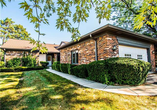 5427 Greenwillow Road #217, Indianapolis, IN 46226 (MLS #21667215) :: The Indy Property Source