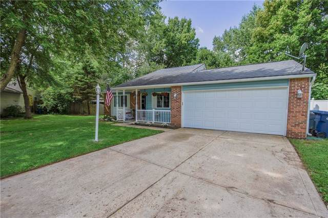 9171 Northgate Court, Noblesville, IN 46060 (MLS #21667250) :: The Indy Property Source