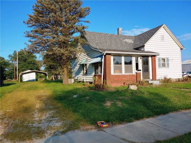 106 Main Street, Clay City, IN 47841 (MLS #21667259) :: Mike Price Realty Team - RE/MAX Centerstone
