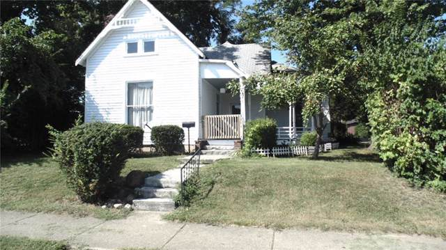 510 E North, Greenfield, IN 46140 (MLS #21667260) :: Richwine Elite Group