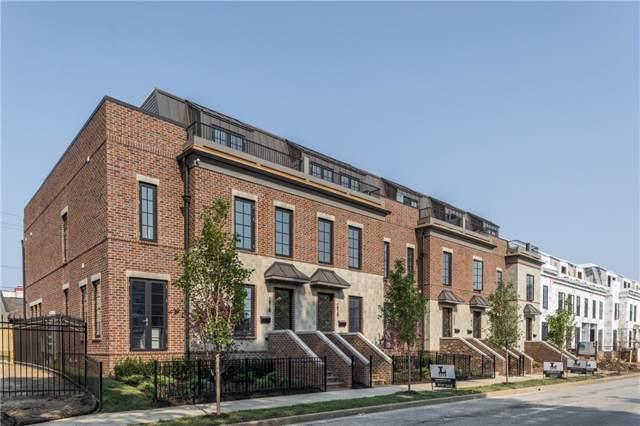 1836 N Pennsylvania Street, Indianapolis, IN 46202 (MLS #21667275) :: AR/haus Group Realty