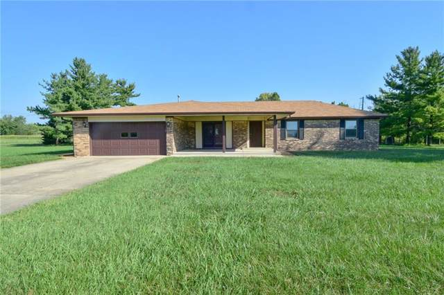 4670 E County Road 200 S, Avon, IN 46123 (MLS #21667292) :: Mike Price Realty Team - RE/MAX Centerstone