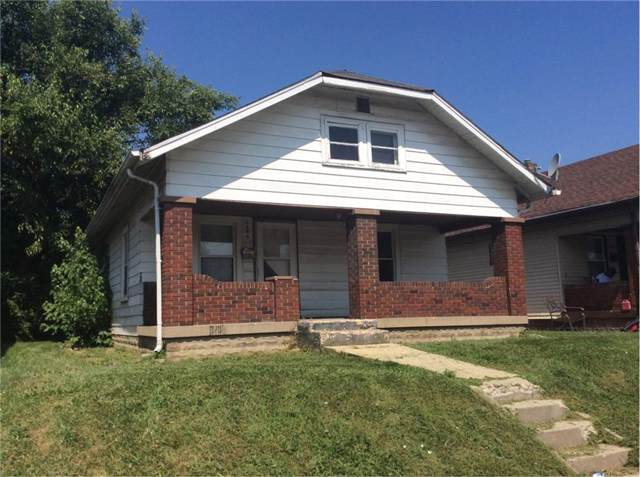 1446 N Mount Street, Indianapolis, IN 46222 (MLS #21667314) :: The Indy Property Source