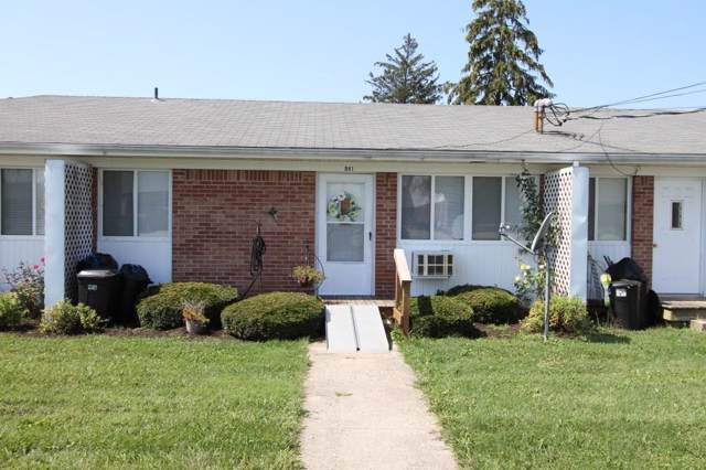 941 W Mckay Road #46, Shelbyville, IN 46176 (MLS #21667337) :: The Indy Property Source