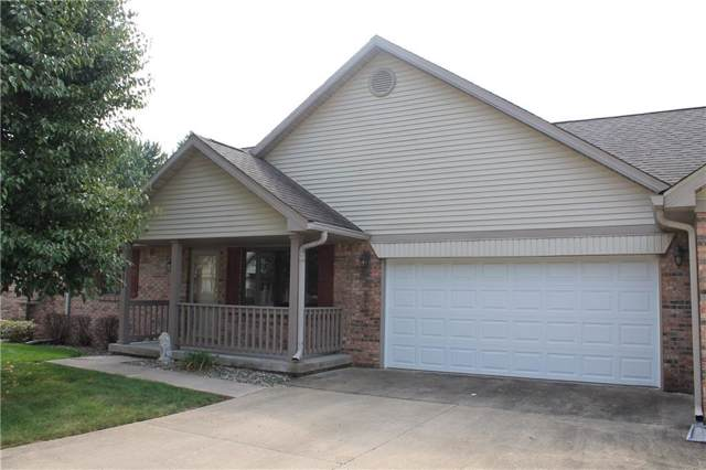 1611 East Union Drive, Crawfordsville, IN 47933 (MLS #21667357) :: The Indy Property Source
