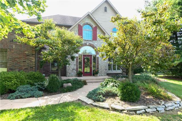 4721 N 500 West (Morgantown Rd) Road, Bargersville, IN 46106 (MLS #21667359) :: The Indy Property Source