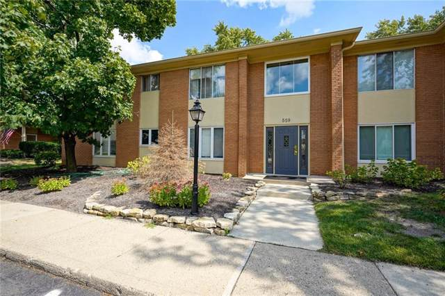 559 E Hunters Drive A, Carmel, IN 46032 (MLS #21667368) :: Your Journey Team