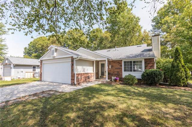 18608 Northridge Drive, Noblesville, IN 46060 (MLS #21667390) :: The Indy Property Source