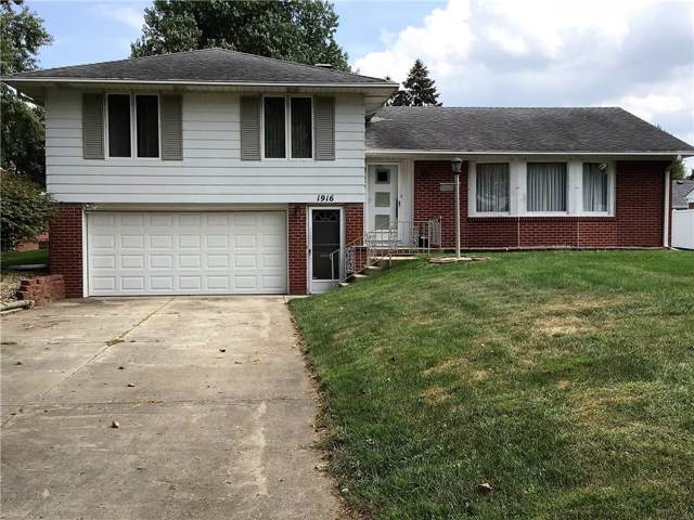1916 S Winding Way, Anderson, IN 46011 (MLS #21667413) :: The Evelo Team