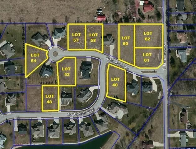 1218 N Buck Creek Road, Greenfield, IN 46140 (MLS #21667430) :: The Indy Property Source