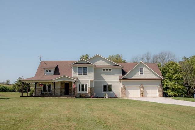 7750 S County Road 300 W, Clayton, IN 46118 (MLS #21667434) :: Mike Price Realty Team - RE/MAX Centerstone
