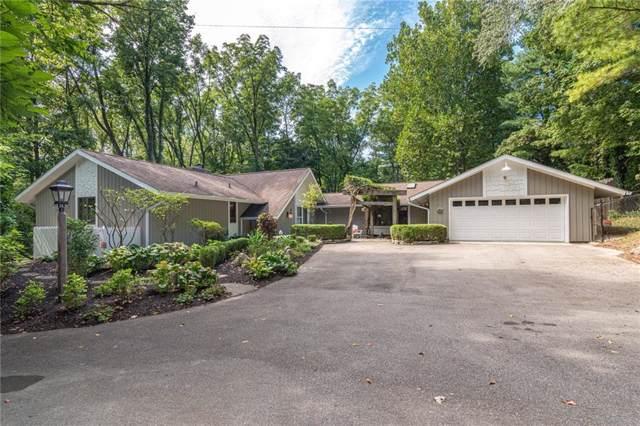 890 Starkey Avenue, Zionsville, IN 46077 (MLS #21667483) :: FC Tucker Company
