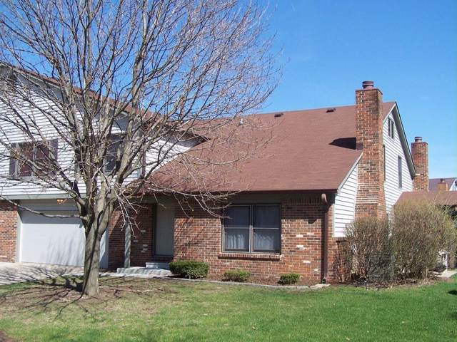 8530 Chapel Pines Drive #101, Indianapolis, IN 46234 (MLS #21667515) :: The Indy Property Source