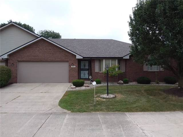 1206 Sugar Pine Drive #16, Anderson, IN 46012 (MLS #21667562) :: The ORR Home Selling Team