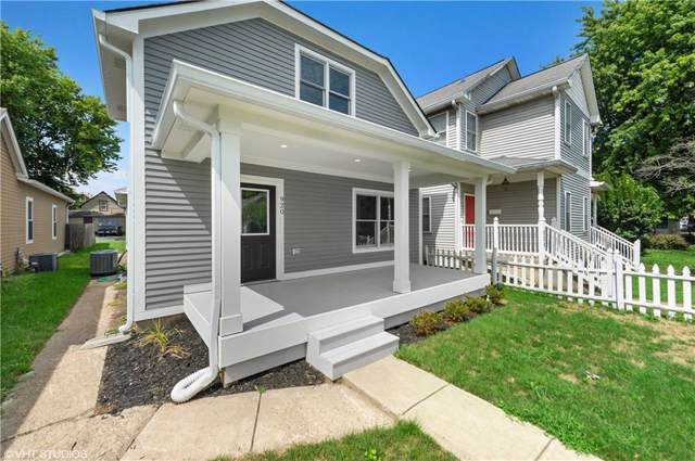 920 N California Street, Indianapolis, IN 46202 (MLS #21667567) :: HergGroup Indianapolis