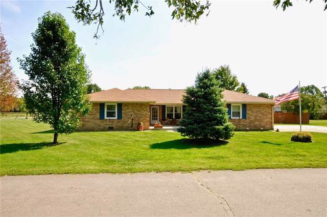 415 N 4th Street, Elwood, IN 46036 (MLS #21667600) :: Mike Price Realty Team - RE/MAX Centerstone