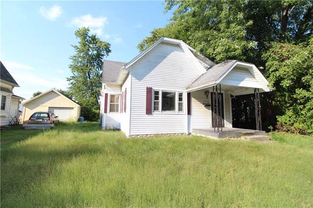 1020 W 4th Street, Anderson, IN 46016 (MLS #21667615) :: AR/haus Group Realty