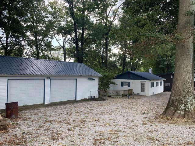 8584 S Pleasure Valley Road, Waldron, IN 46182 (MLS #21667627) :: Mike Price Realty Team - RE/MAX Centerstone