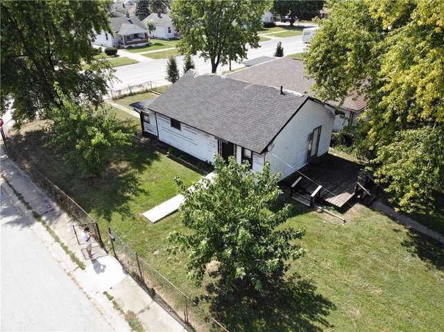 4826 E 21st Street, Indianapolis, IN 46218 (MLS #21667643) :: The ORR Home Selling Team