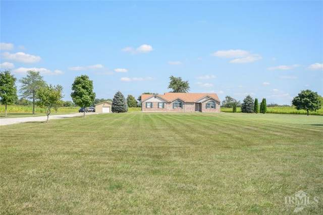 3400 S County Road 600 W, Yorktown, IN 47396 (MLS #21667661) :: The ORR Home Selling Team
