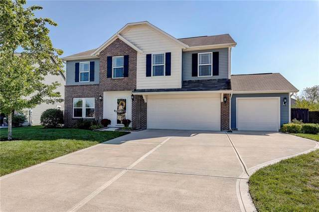 6112 N Woods Edge Drive, Mccordsville, IN 46055 (MLS #21667681) :: Heard Real Estate Team | eXp Realty, LLC