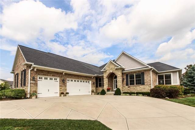 2620 Old Vines Drive, Westfield, IN 46074 (MLS #21667690) :: Mike Price Realty Team - RE/MAX Centerstone